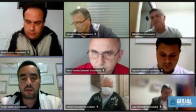 VEREADORES REJEITAM PROJETO DO EXECUTIVO POR UNANIMIDADE