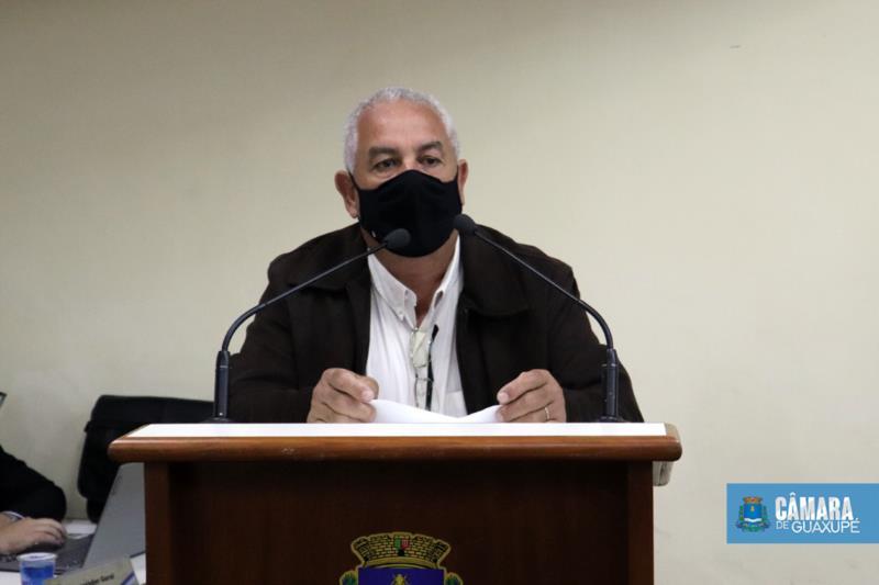 LEO MORAES FAZ CRÍTICAS A ATITUDES DE SECRETÁRIO